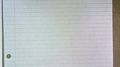 Thumbnail for entry 8th Chapter 10 Review pg. 506 #1-26