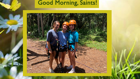 Thumbnail for entry Saints @ 8 - August, 26,  2021