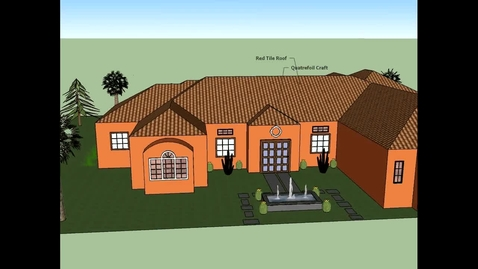 Thumbnail for entry Fernanda's Southwest Mission Style House