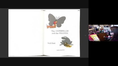 Thumbnail for entry The Caterpillar and the Polliwog
