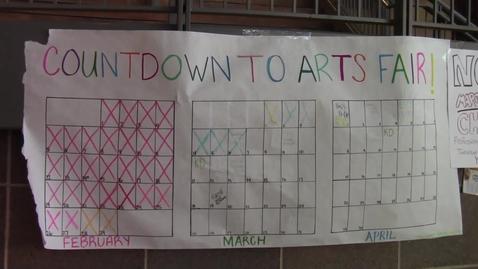 Thumbnail for entry Arts Fair