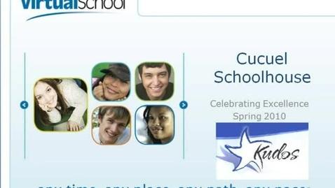 Thumbnail for entry Team Cucuel Kudos Spring 2010