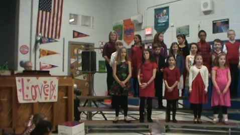 Thumbnail for entry Fourth Grade Lovely Concert