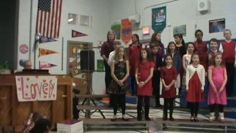 Thumbnail for entry Fourth Grade Lovely Concert