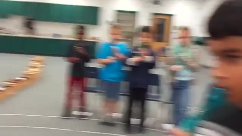 """Thumbnail for entry Ms. Foster's 4th grade class """"Improvisation"""""""