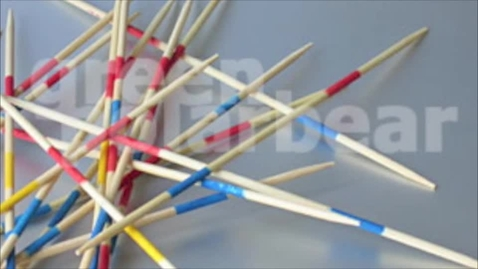 Thumbnail for entry Pick up sticks Commercial