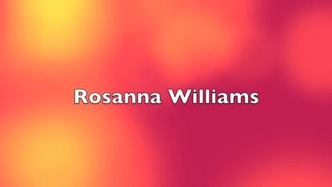 Thumbnail for entry ROSIE O.B.E.