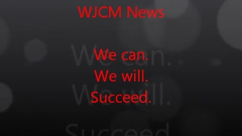Thumbnail for entry WJCM News March 11