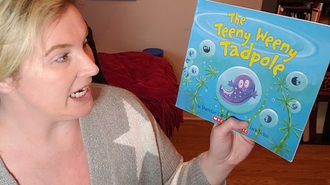 "Thumbnail for entry ""The Teeny Weeny Tadpole"""