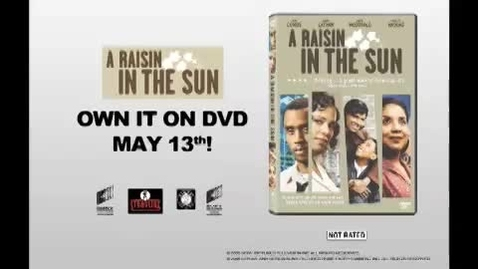 Thumbnail for entry A Raisin In The Sun - This Is Business