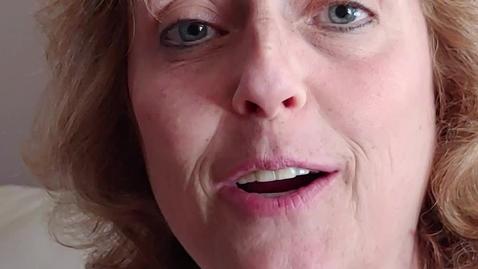 Thumbnail for entry Mrs. Nawrozki - math in shaving cream