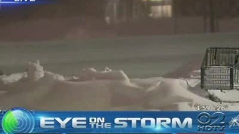 Thumbnail for entry WCBS TV 2-26-2010  Winter Storm Coverage 5 am