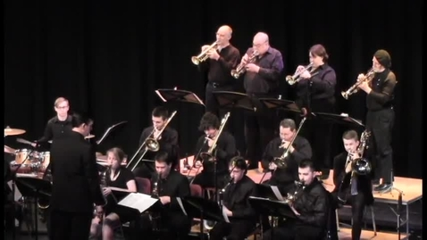 Thumbnail for entry Jazz Band