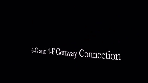 Thumbnail for entry Conway Connection, episode 37, 5/16/16