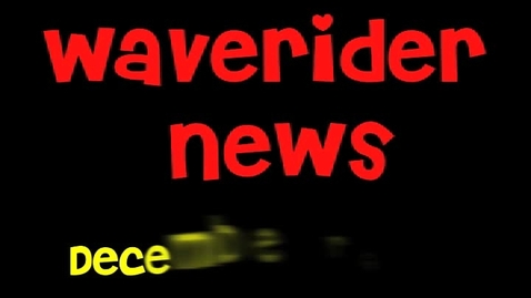 Thumbnail for entry Waverider News 12-6-10