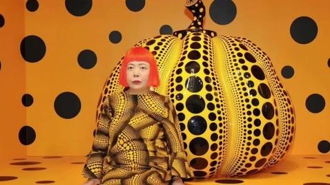 Thumbnail for entry YAYOI KUSAMA