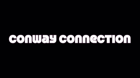 Thumbnail for entry Conway connection, episode 33, 4/18/16