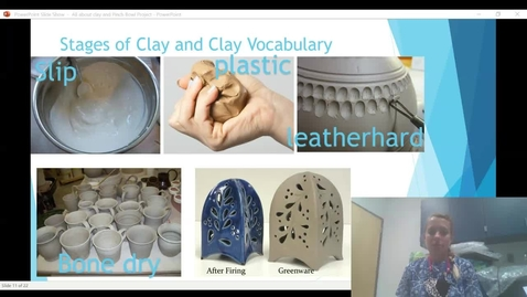 Thumbnail for entry Pinch Pot Construction and Bowl Video Presentation