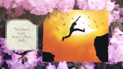 Thumbnail for entry Raighne P. & Tamzeed H. Book Trailer