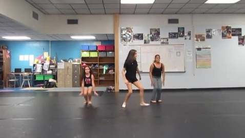 Thumbnail for entry 7th Period 6th grade Rhythm Name dances 10-20-16 group SV SV KP