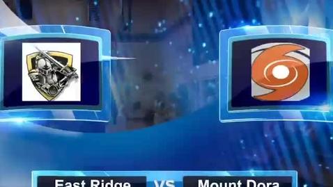 Thumbnail for entry East Ridge Girls Varsity Basketball vs Mt. Dora