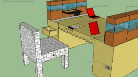 Thumbnail for entry desk and chair project