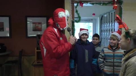 Thumbnail for entry Christmas For Kids presentation