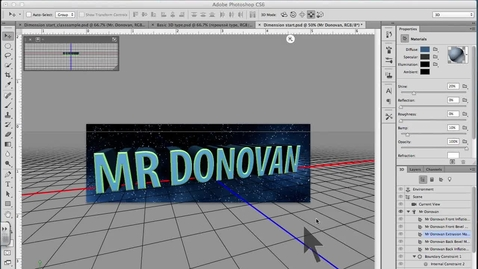Thumbnail for entry 3d Type Rendering