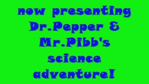 Thumbnail for entry Armin's and Victoria's science video