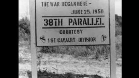 Thumbnail for entry Korean War