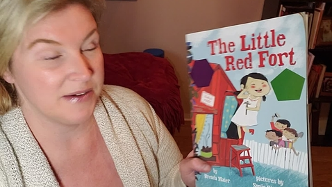 """Thumbnail for entry """"The Little Red Fort"""""""