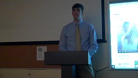 Thumbnail for entry David Ruff Final Speech