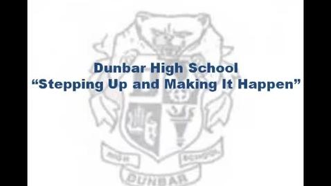 Thumbnail for entry Dunbar Showcase Slideshow