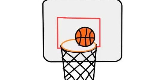 Thumbnail for entry basketball animation
