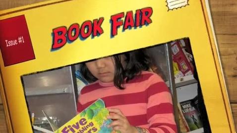 Thumbnail for entry Book Fair