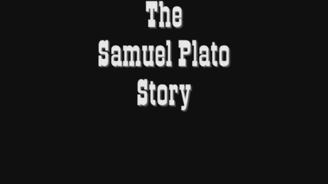 Thumbnail for entry Samuel Plato
