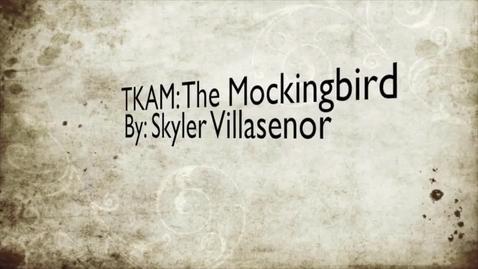 Thumbnail for entry TKAM: MockingBird