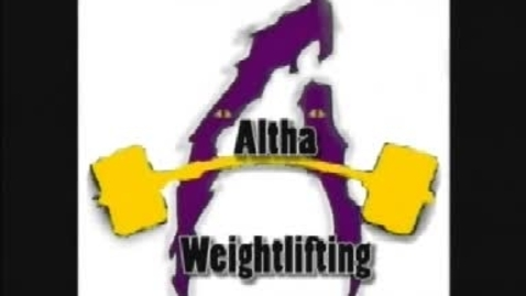 Thumbnail for entry WCAT - Weightlifting Special Report