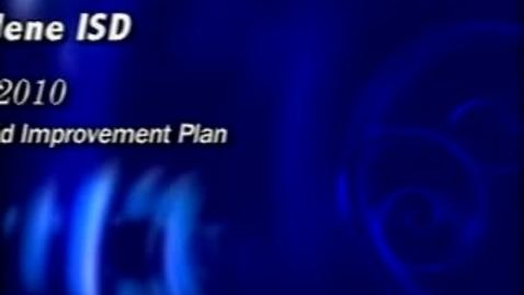 Thumbnail for entry Abilene ISD Renovation and Improvement Plan 2010