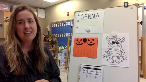 Thumbnail for entry Thursday Activity Time - Pumpkin Lanterns & Coloring Pages