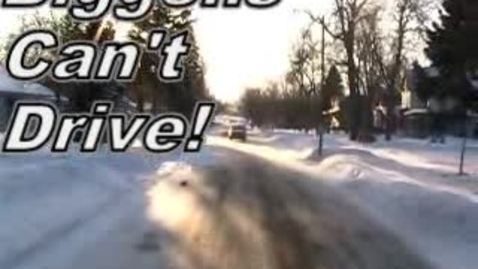 Thumbnail for entry Bad Driving