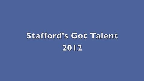 Thumbnail for entry PTSA Talent Show 2012