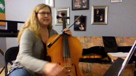 Thumbnail for entry 7th Grade Cello Part for Indigo Mountain