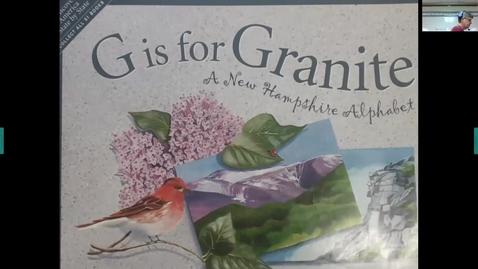 Thumbnail for entry G is for Granite