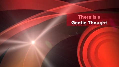 Thumbnail for entry There is a Gentle Thought by Dante Alighieri