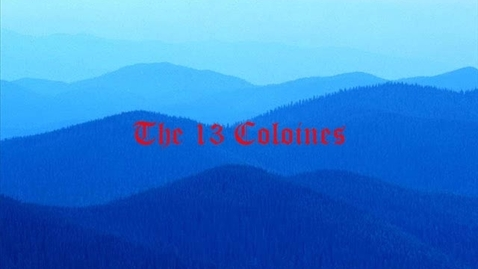 Thumbnail for entry 13 Colonies by AJ