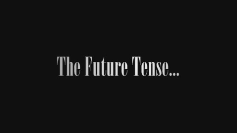 Thumbnail for entry Dancing Future Tense!