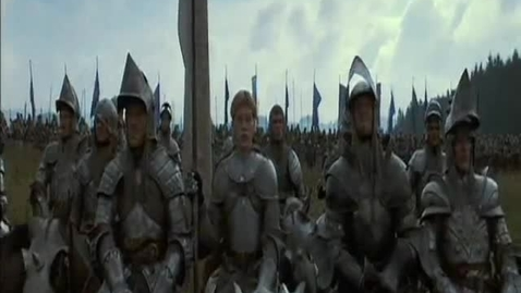 Thumbnail for entry Joan of Arc routing the english army