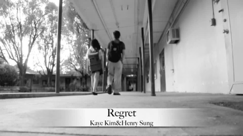 Thumbnail for entry Regret.