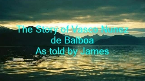 Thumbnail for entry Balboa by James